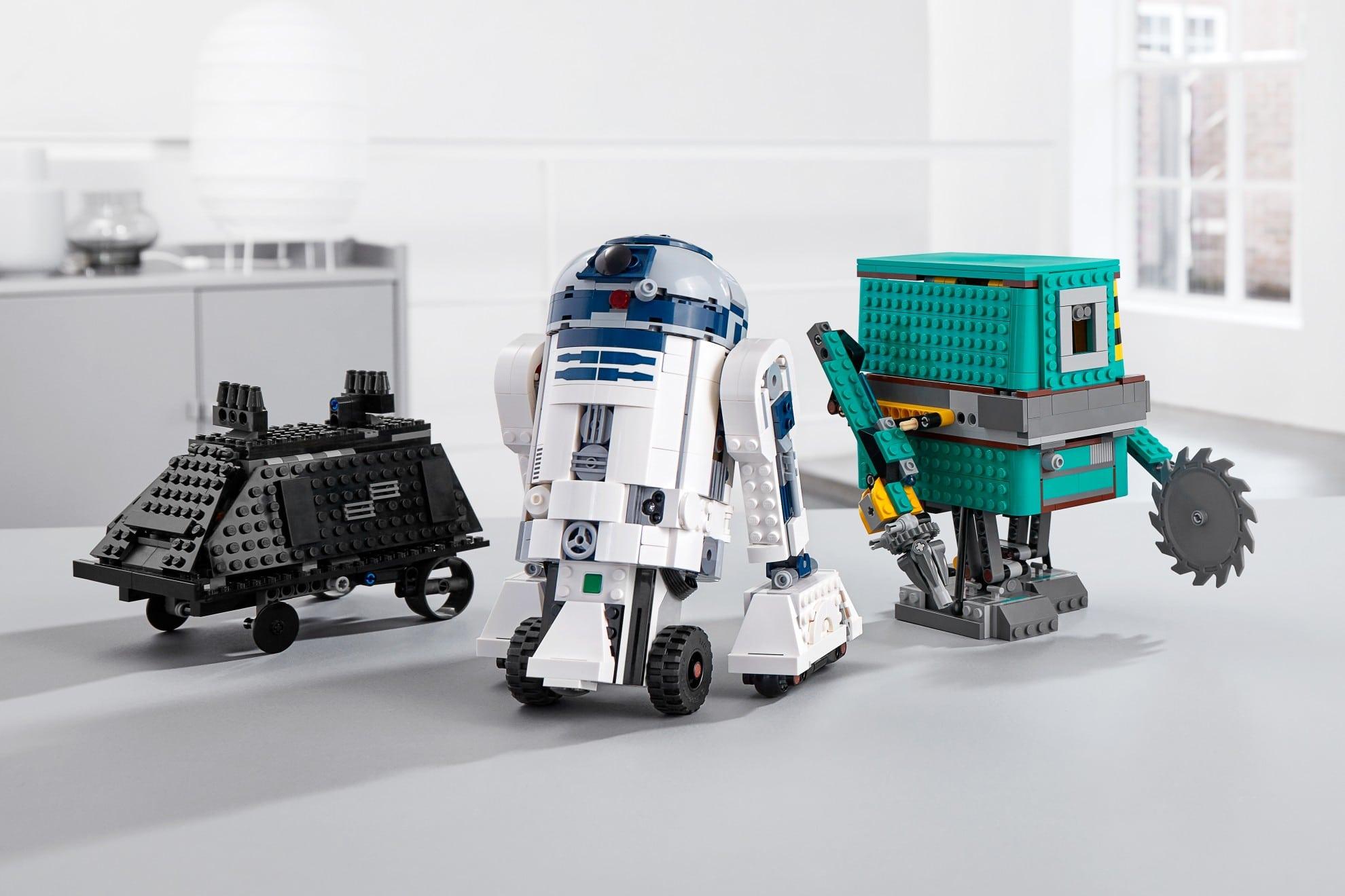 LEGO Star Wars Boost Droide: Baut euch einen eigenen R2-D2