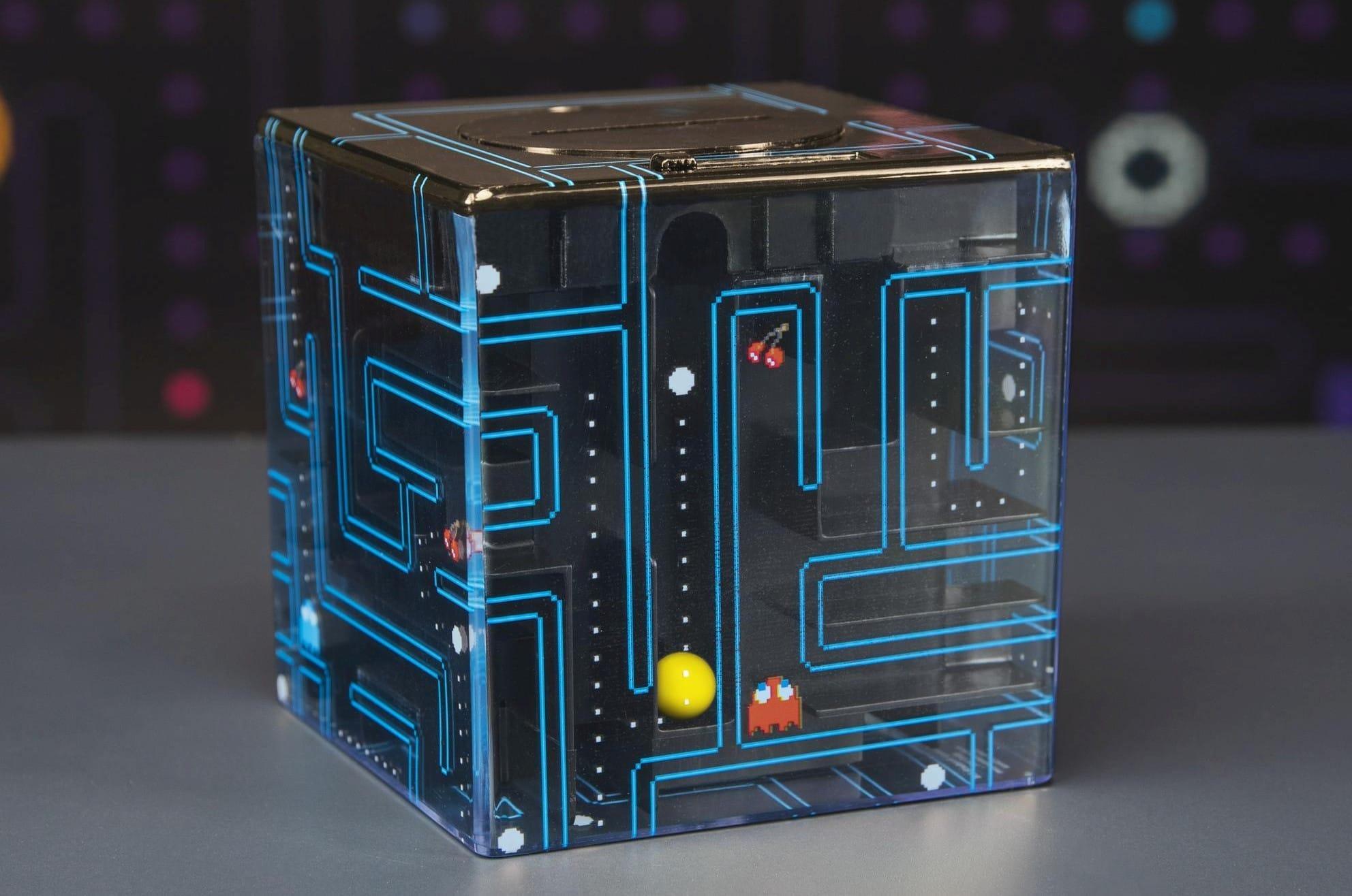 Pac-Man: Würfel-Labyrinth gegen Langeweile