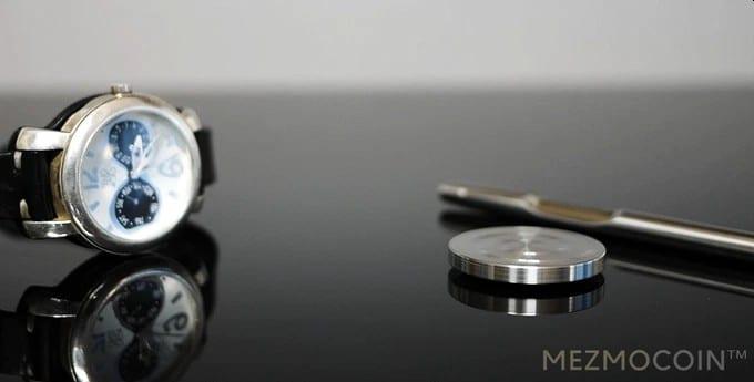 MezmoCoin: Dieses Schreibtisch-Spielzeug dreht sich ewig