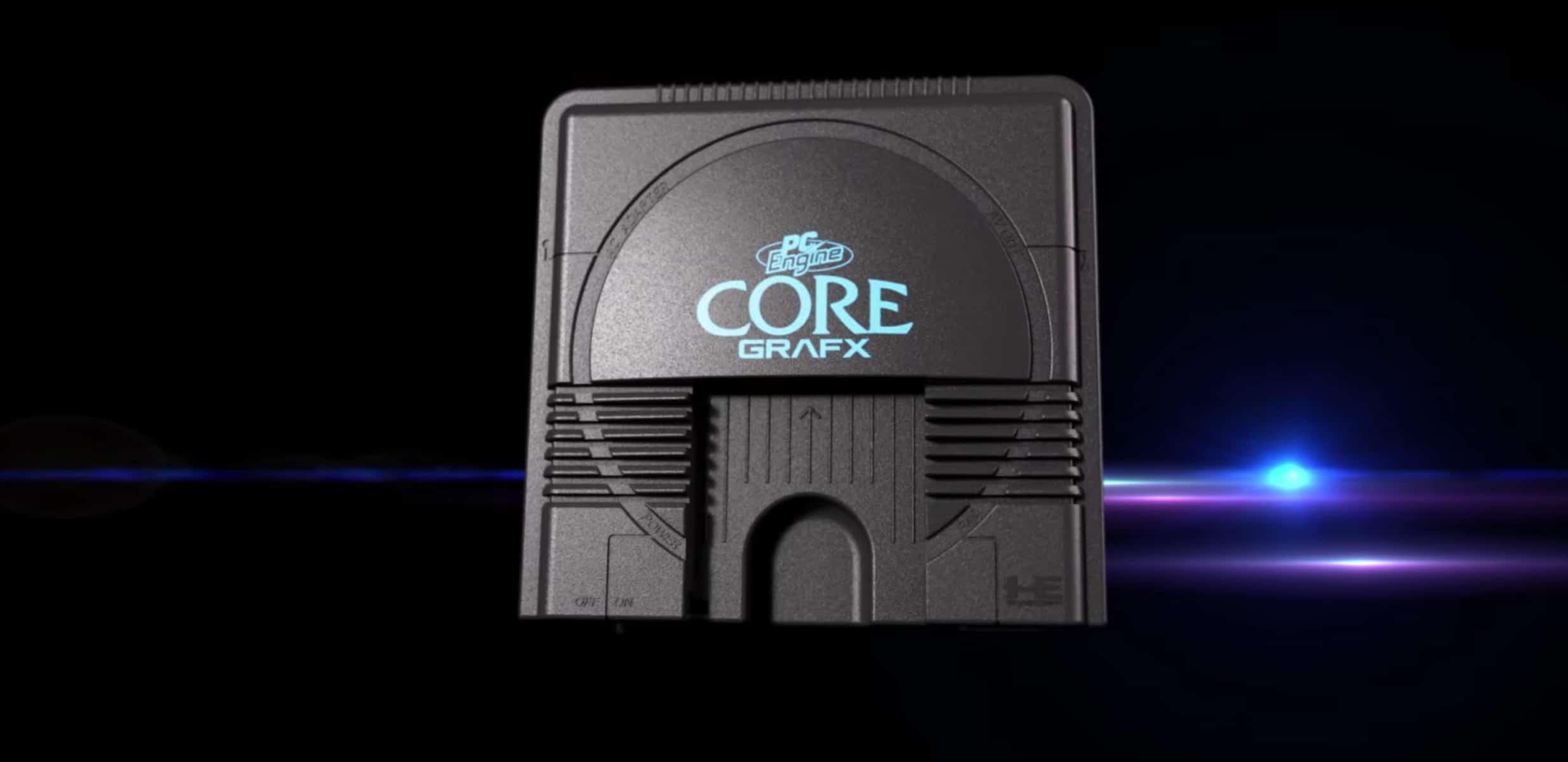 Das ist die PC Engine Mini. (Foto: Konami)