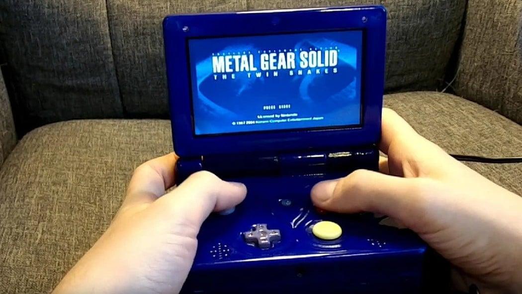 Das ist kein Gameboy Advance SP. (Foto: David Barscheski)
