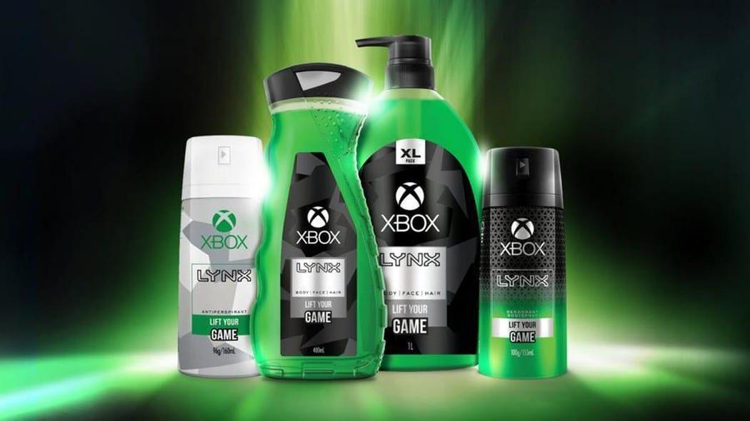Xbox Deo & Duschbad: Der Duft der Gamer