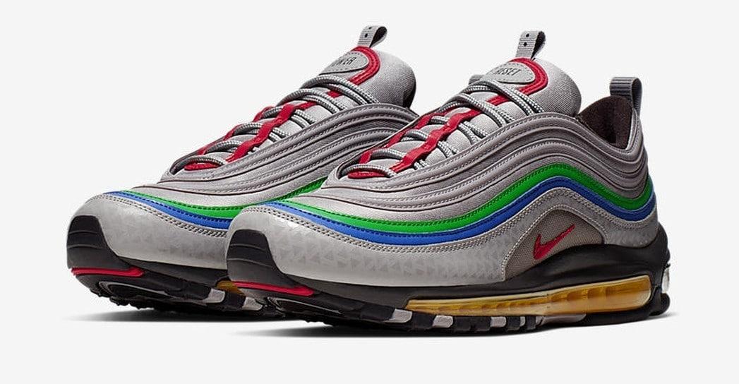 Nintendo 64: Sneakers von Nike im Retro-Look