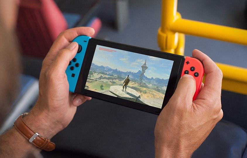 Nintendo Switch: So erkennt ihr das neue Modell mit mehr Akkuleistung