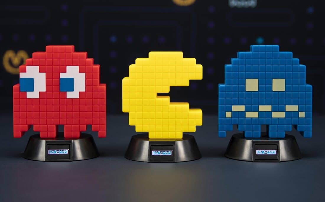Coole Pac-Man Icon Lights! (Foto: GetDigital)