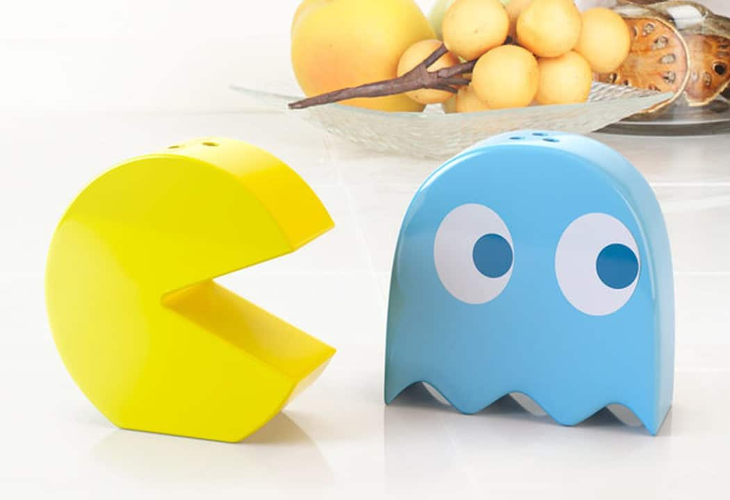 Pac-Man: Die perfekte Tisch-Deko für die nächste Party