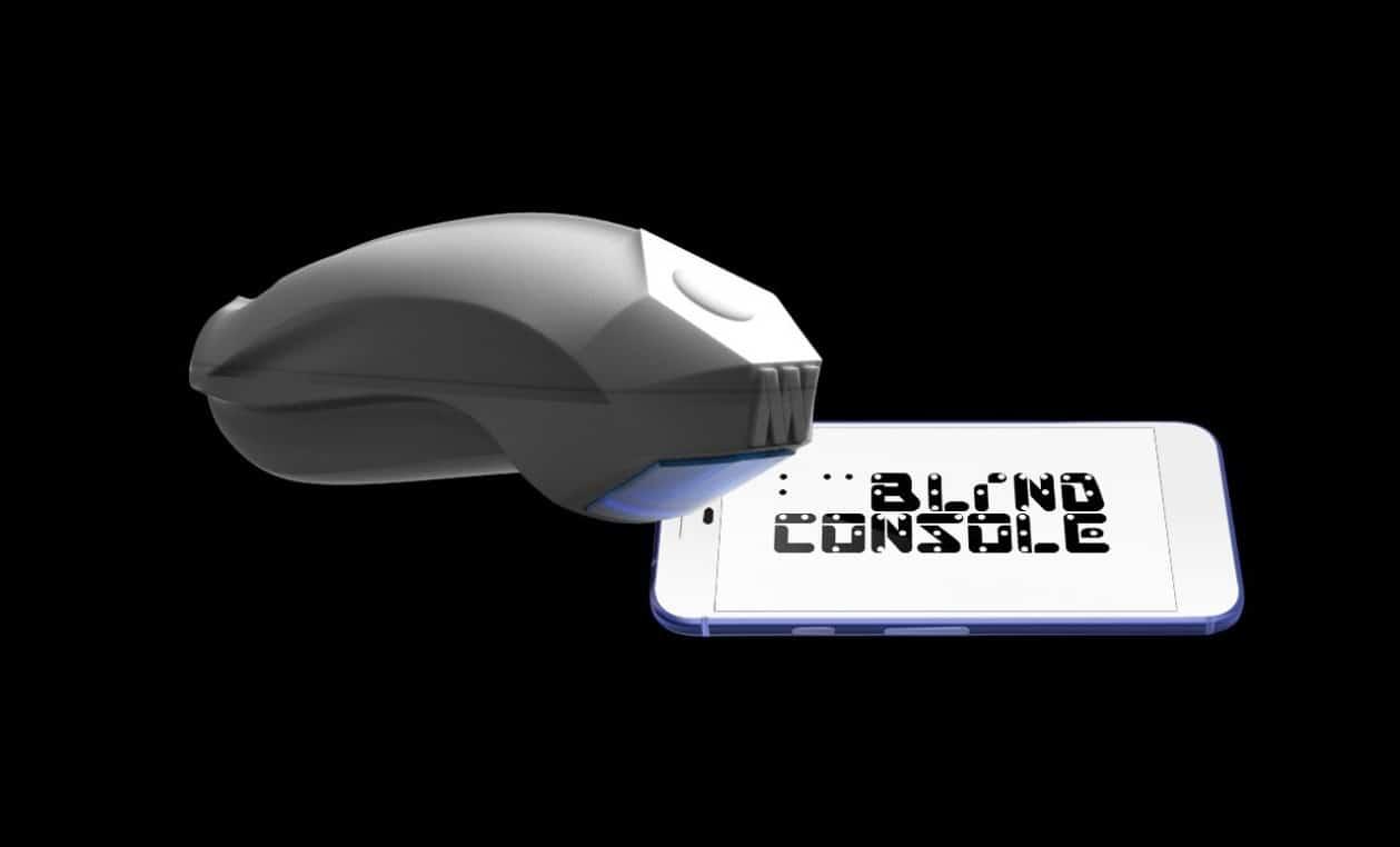 BlindConsole: Kreative Spielkonsole für Blinde