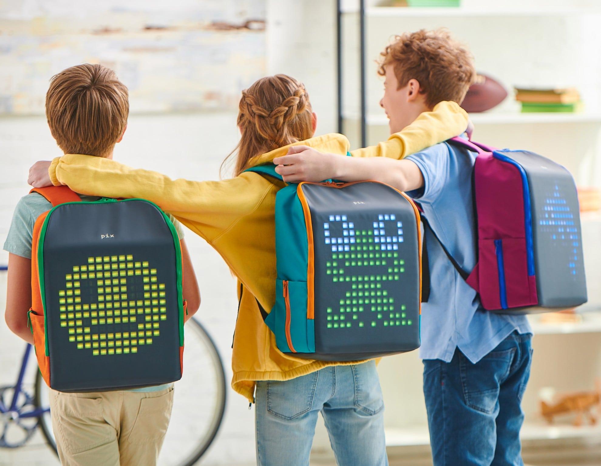 Pix Mini: Smarter Schulranzen für Kinder