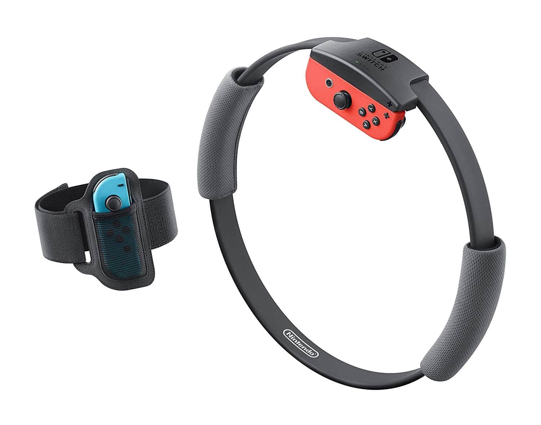 Nintendo Ring-Con: Seltsamer Fitness-Controller für die Switch