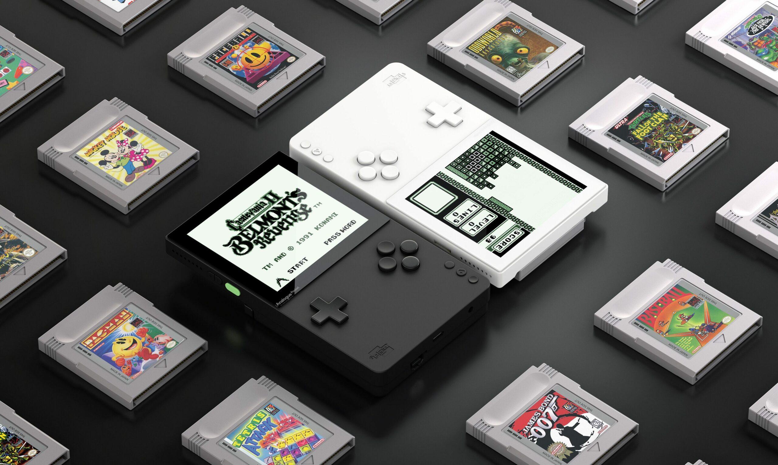 Das ist der Analogue Pocket. (Foto: Analogue)