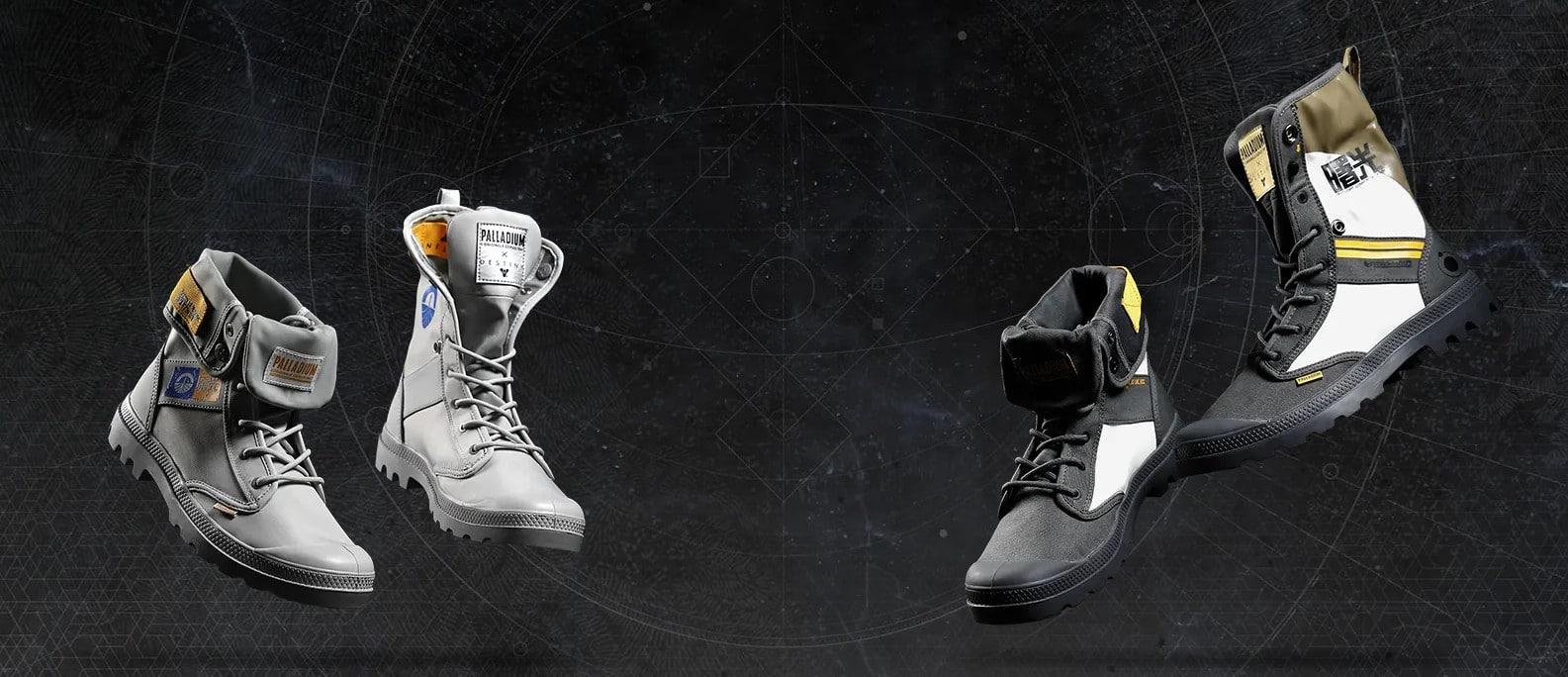 Destiny 2 - Festung der Schatten: Mondschuhe für eure Füße