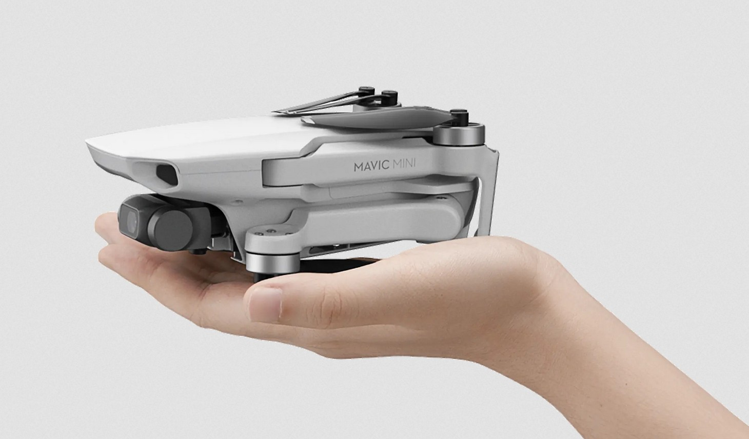 DJI Mavic Mini: Winzige Falt-Drohne zum attraktiven Preis