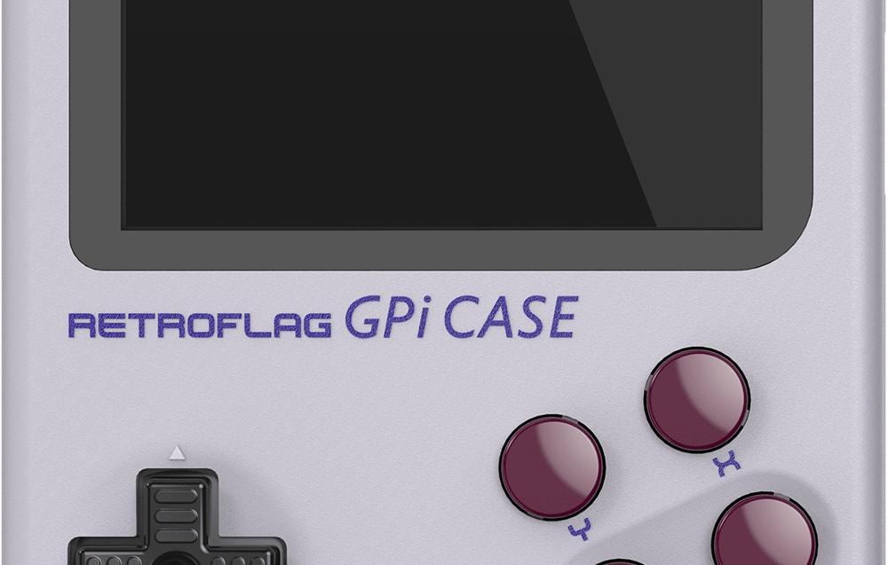 GPi Case: Aus eurem Raspberry Pi Zero wird ein Gameboy