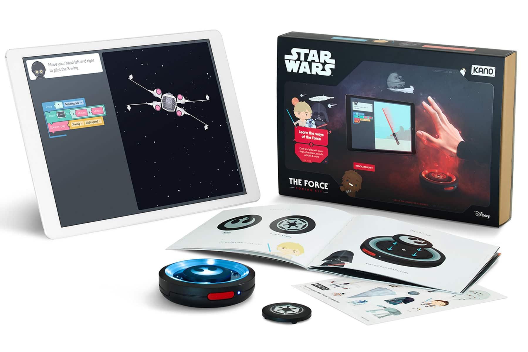 Star Wars The Force Coding Kit: Programmiert euch die Macht