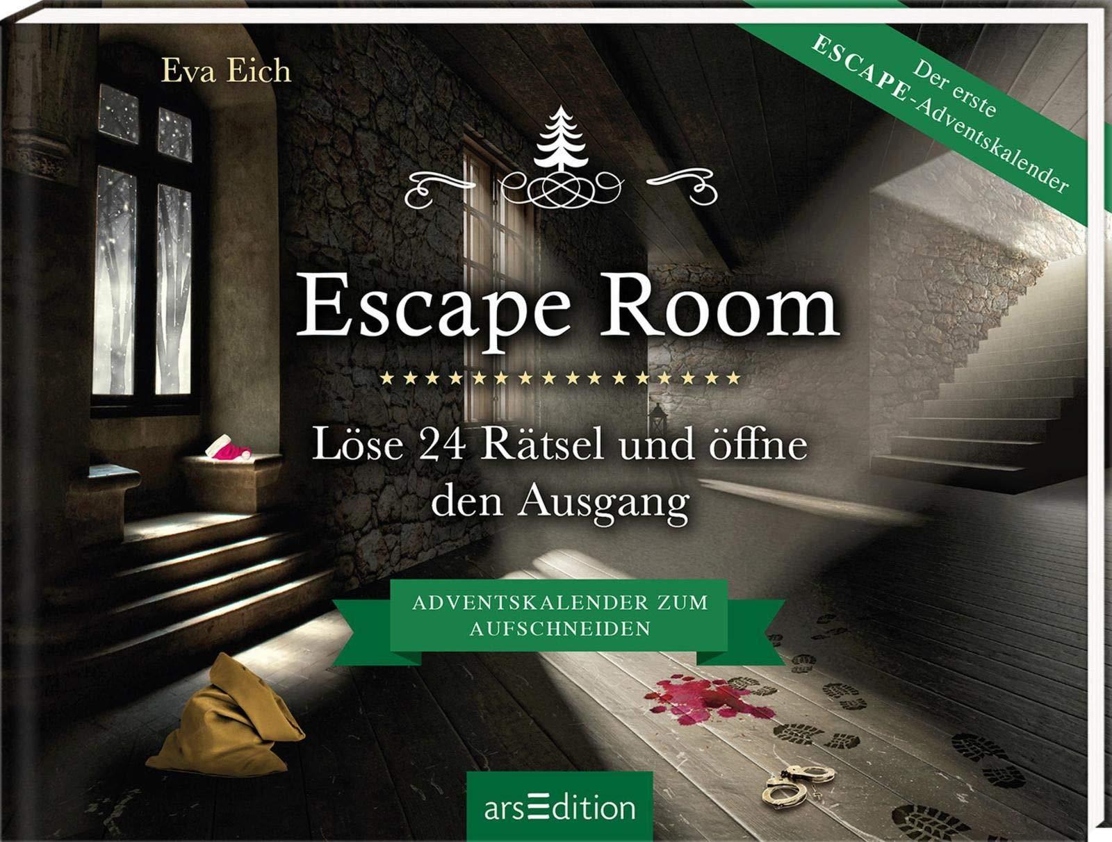 Escape Room Adventskalender - auch so etwas gibt es. (Foto: arsEdition)
