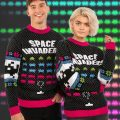 Space Invaders Pullover. (Foto: Geekstore)