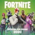 Fortnite Kalender 2020. (Foto: Epic)