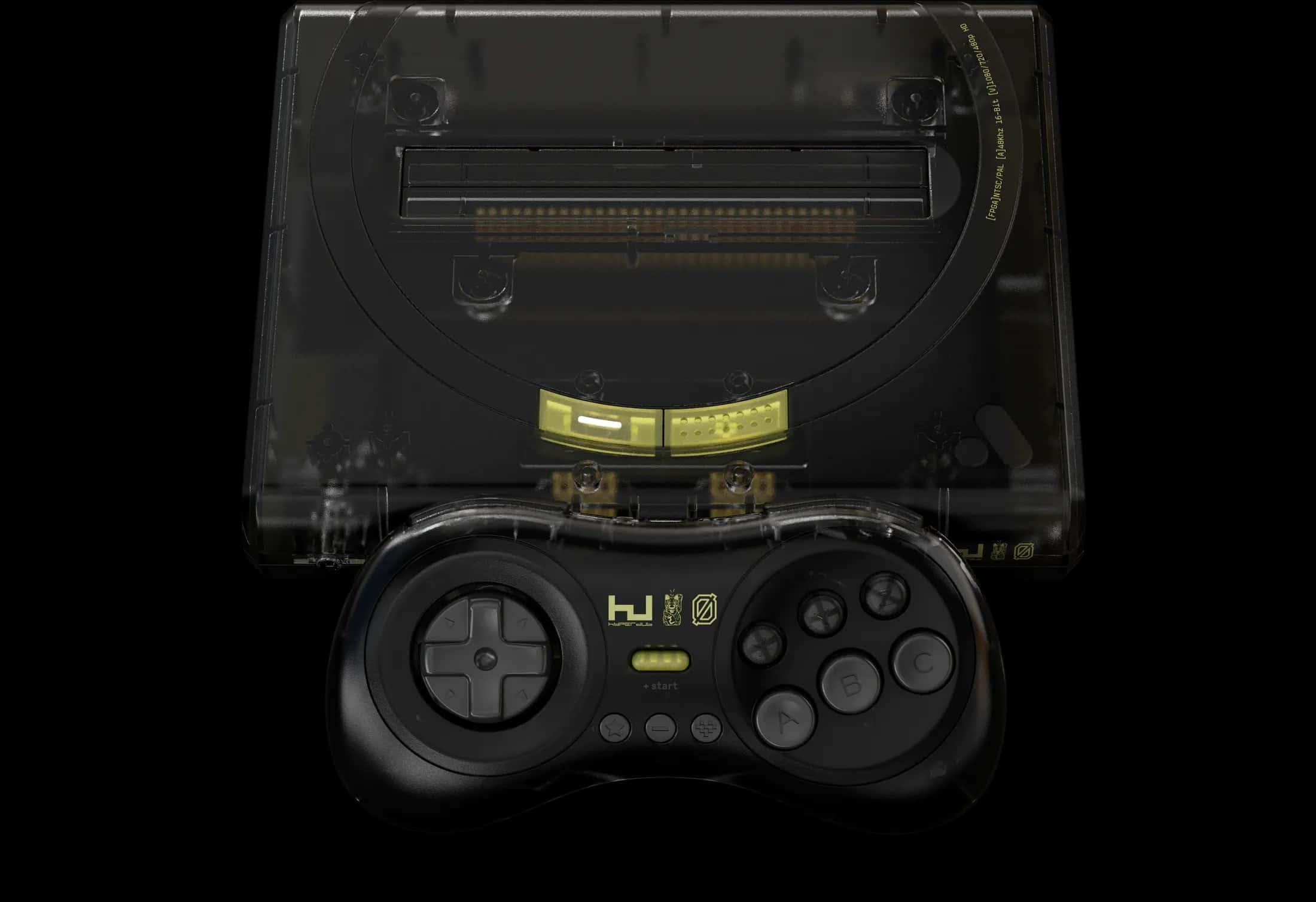 Hyperdub x Analogue: Mega Drive für Fans elektronischer Musik
