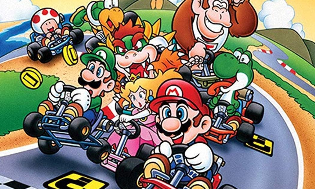 Welcher Nerd-Kalender soll es denn 2020 sein? (Foto: Nintendo)