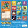 Pokémon 2020 Kalender Rückseite. (Foto: Nintendo)