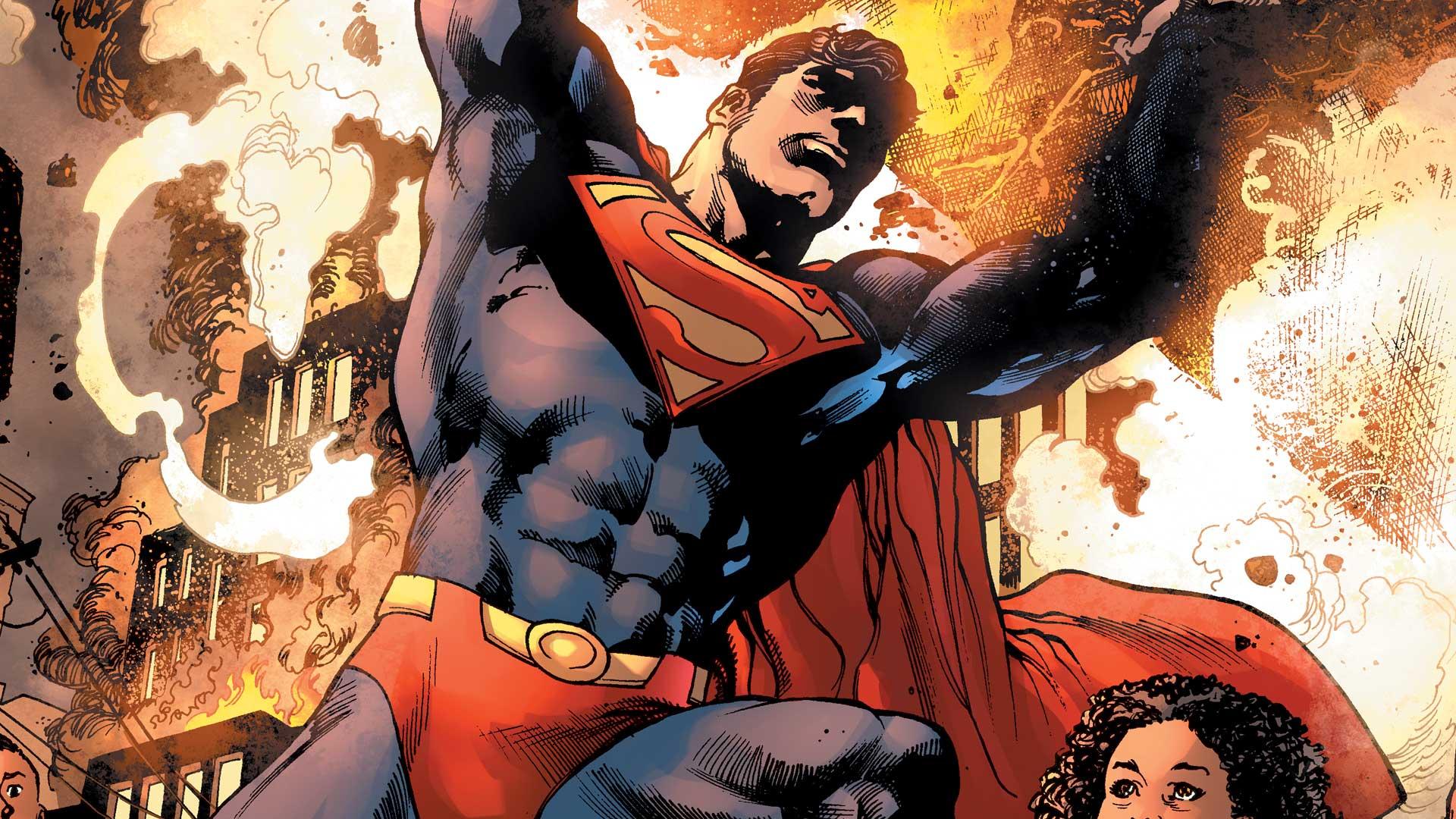Es wird wieder Zeit für ein neues Superman-Game! (Foto: DC Comics)