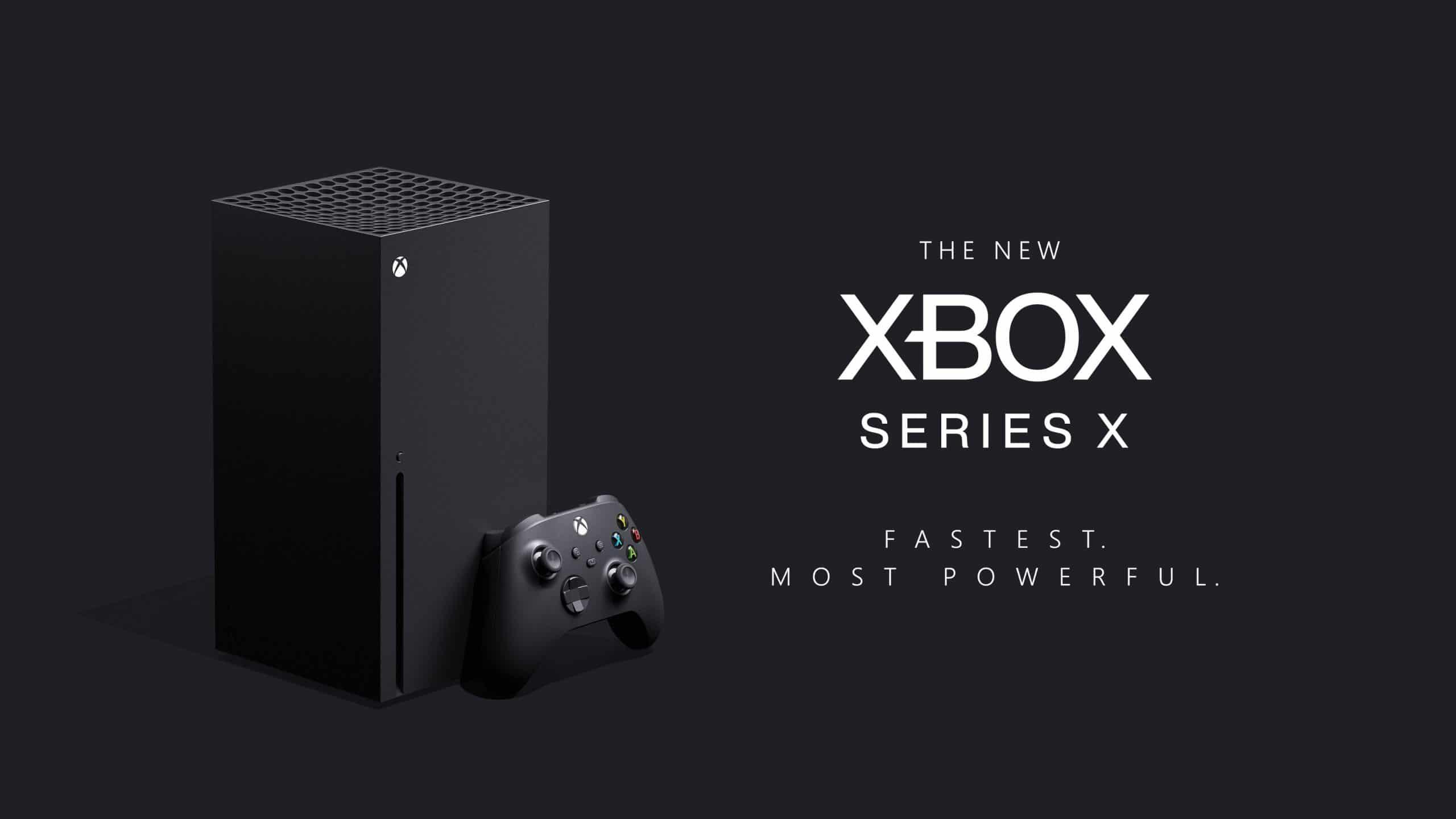 Xbox Series X: Xbox One-Nachfolger oder schwarzer Ziegelstein?!