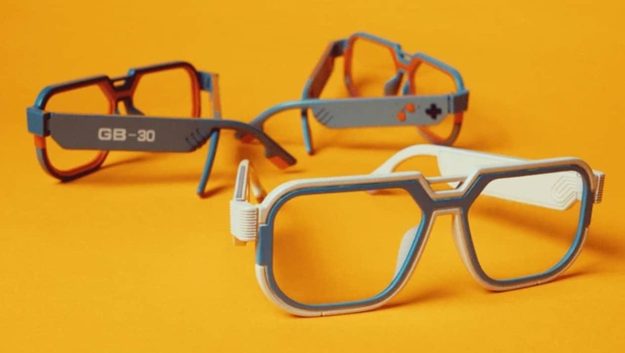 Mutrics GB-30: Smarte Brille für Gamer