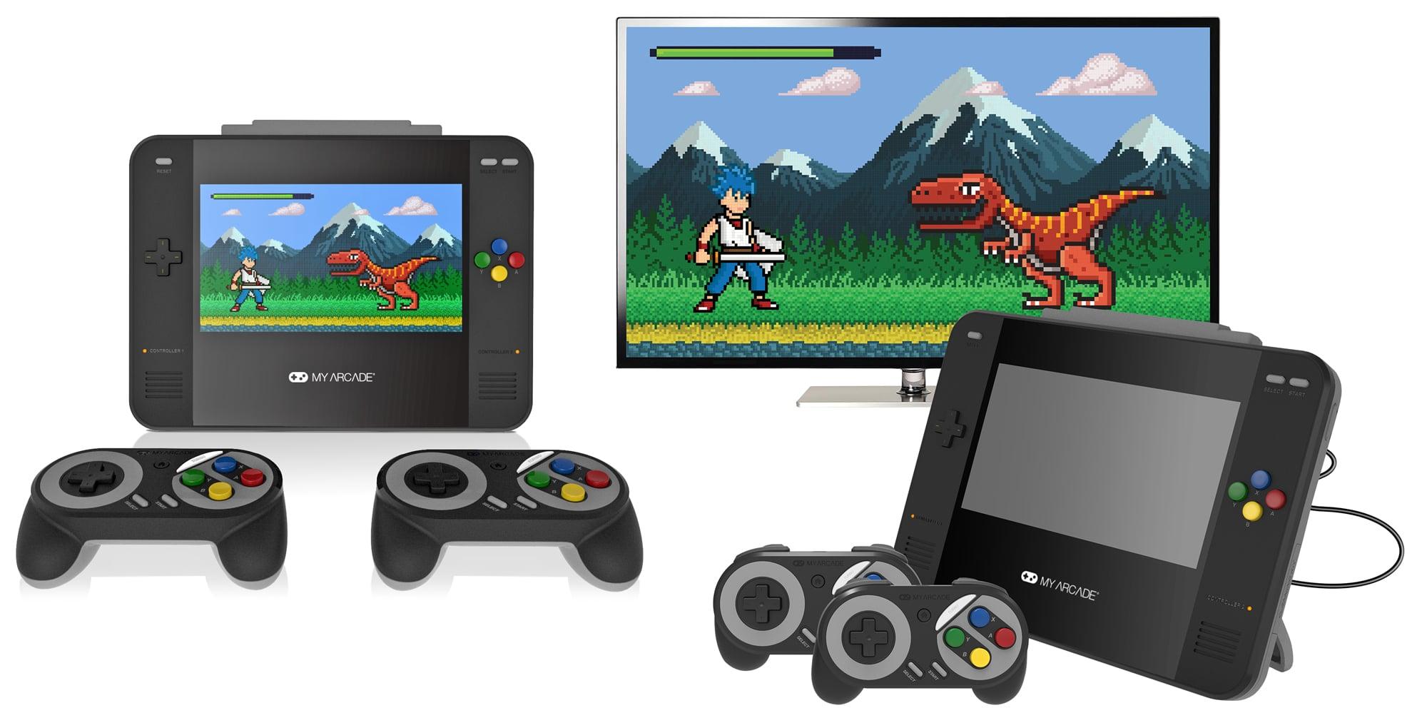Super Retro Champ: Handheld macht SNES und Mega Drive mobil