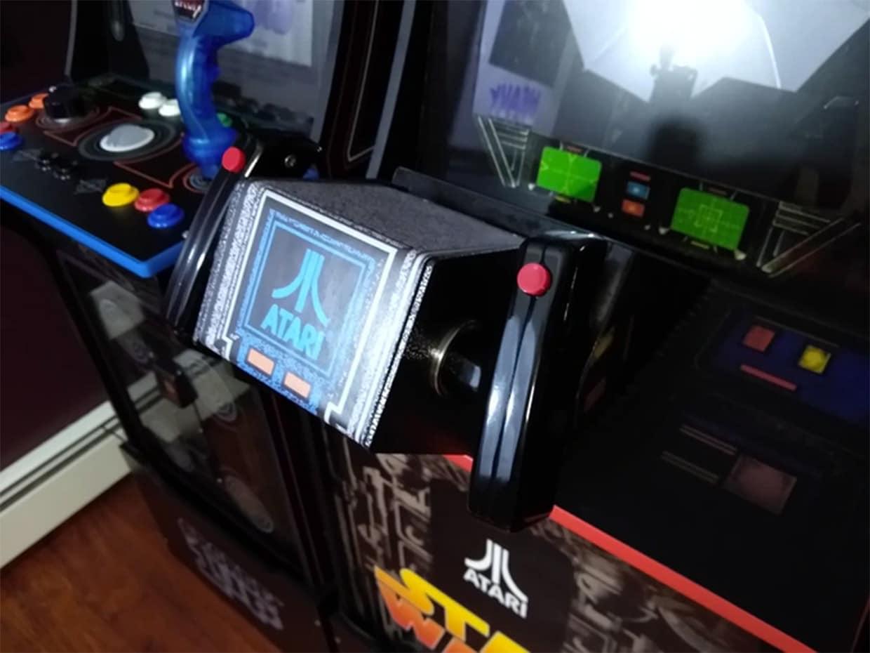 GRS Arcade Flight Yoke: Retro-Controller für Arcade-Klassiker