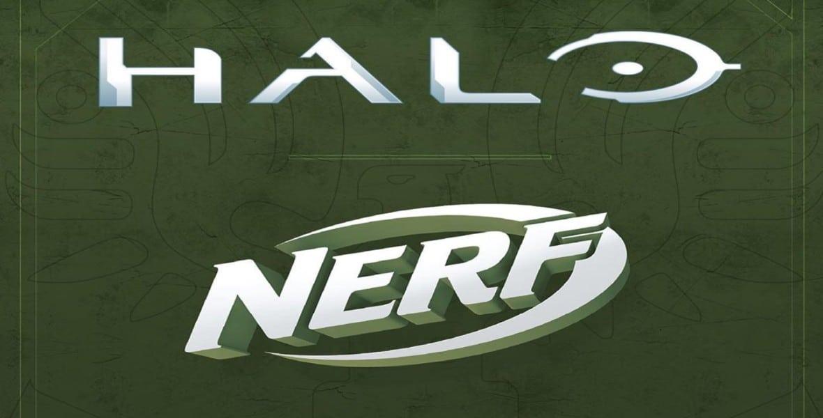 Halo trifft auf Nerf. (Foto: Hasbro)