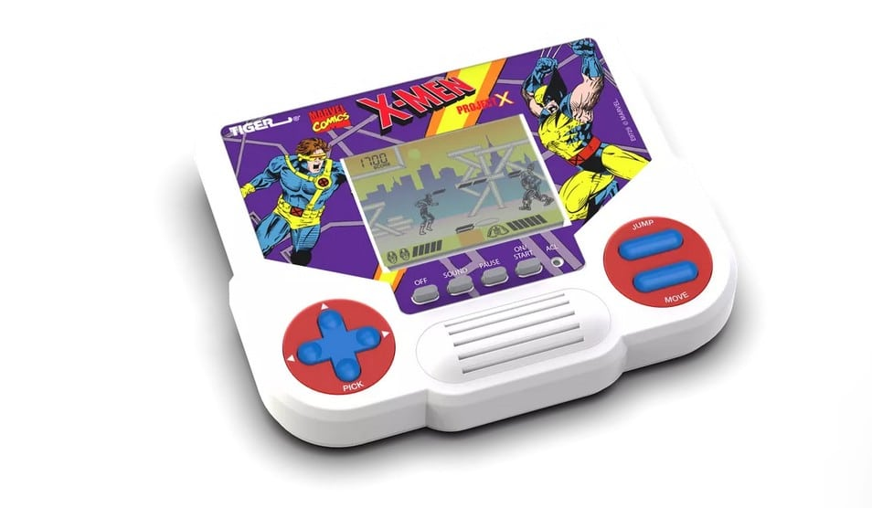 Tiger Electronics: Comeback uralter LCD-Spiele