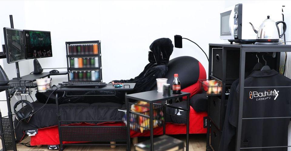Bauhutte Gaming Bed: Schöne Träume für Spieler