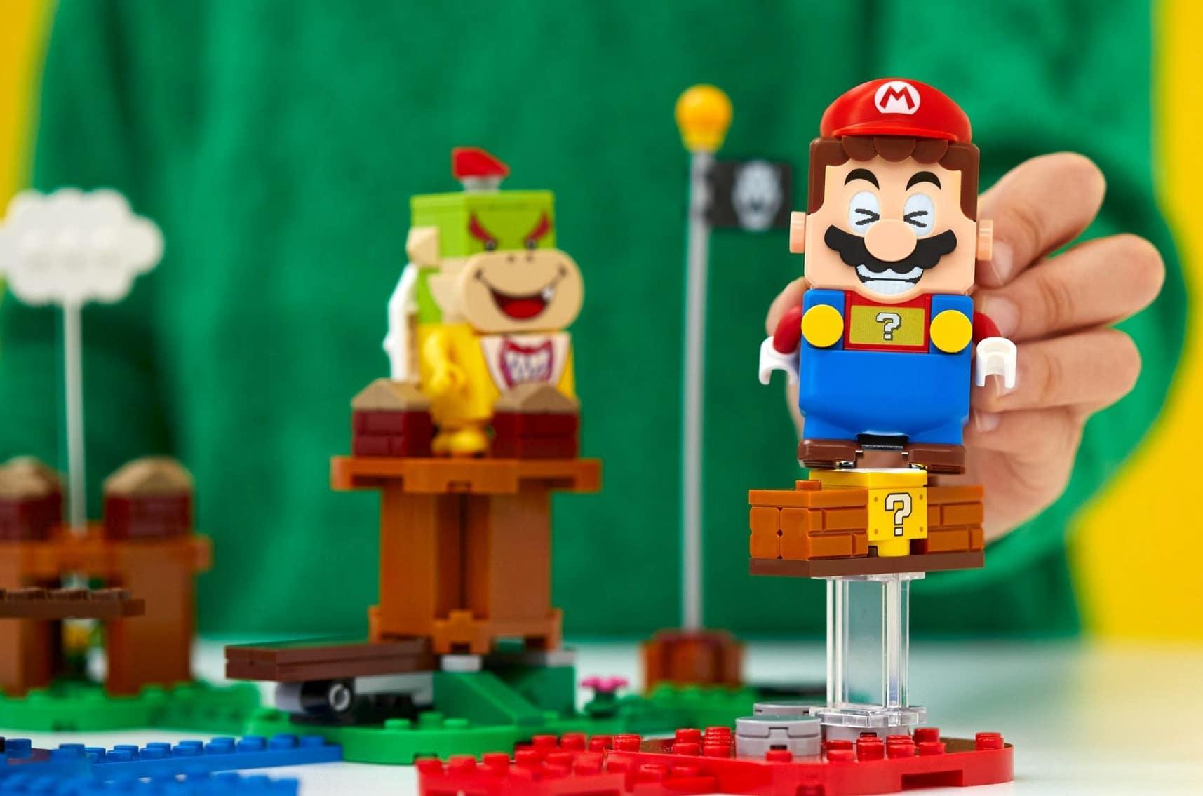 LEGO Super Mario: Abenteuer mit Piranha-Pflanzen und Bowser