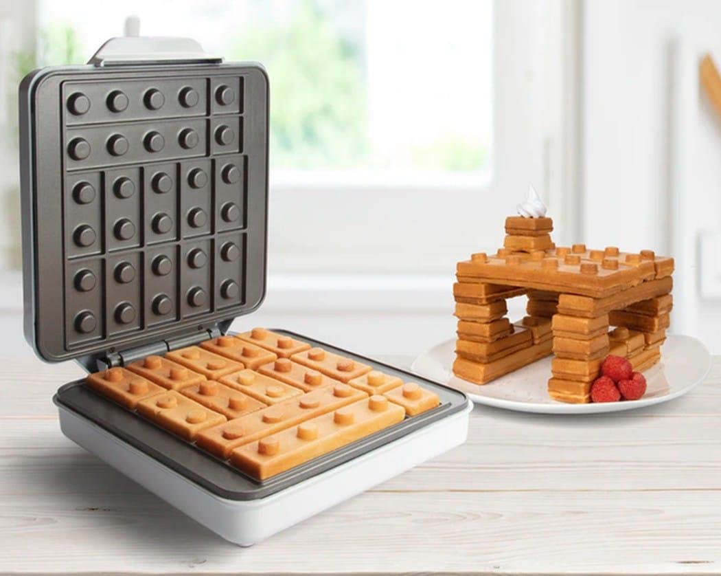 Building Brick Waffle Maker: Baut LEGO-Werke aus Waffeln