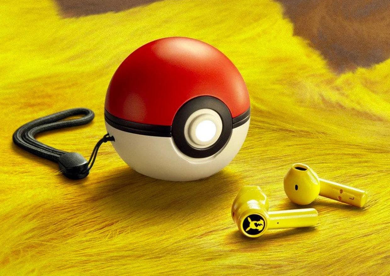 Razer Hammerhead Pokémon Edition: Kopfhörer im Pokéball