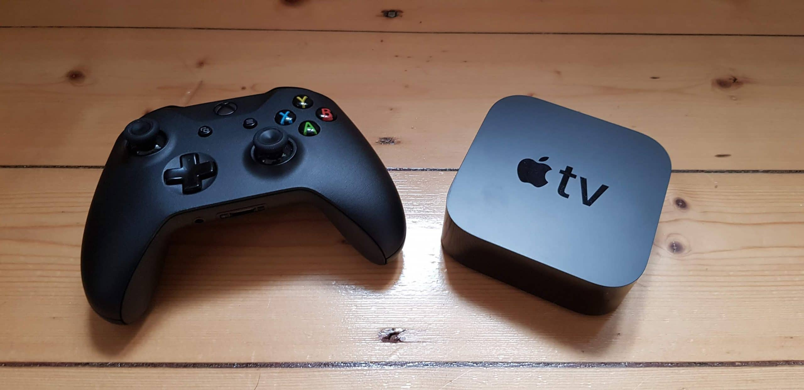 Welcher Controller ist der beste für Apple TV? (Foto: Sven Wernicke)