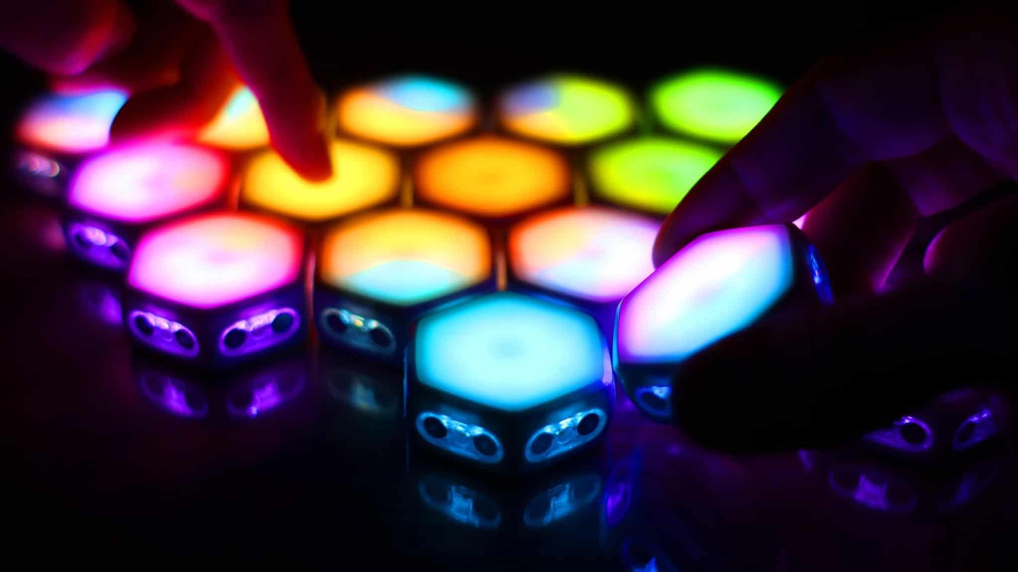 Blinks Game System: Erlebt neuartige Brettspiele