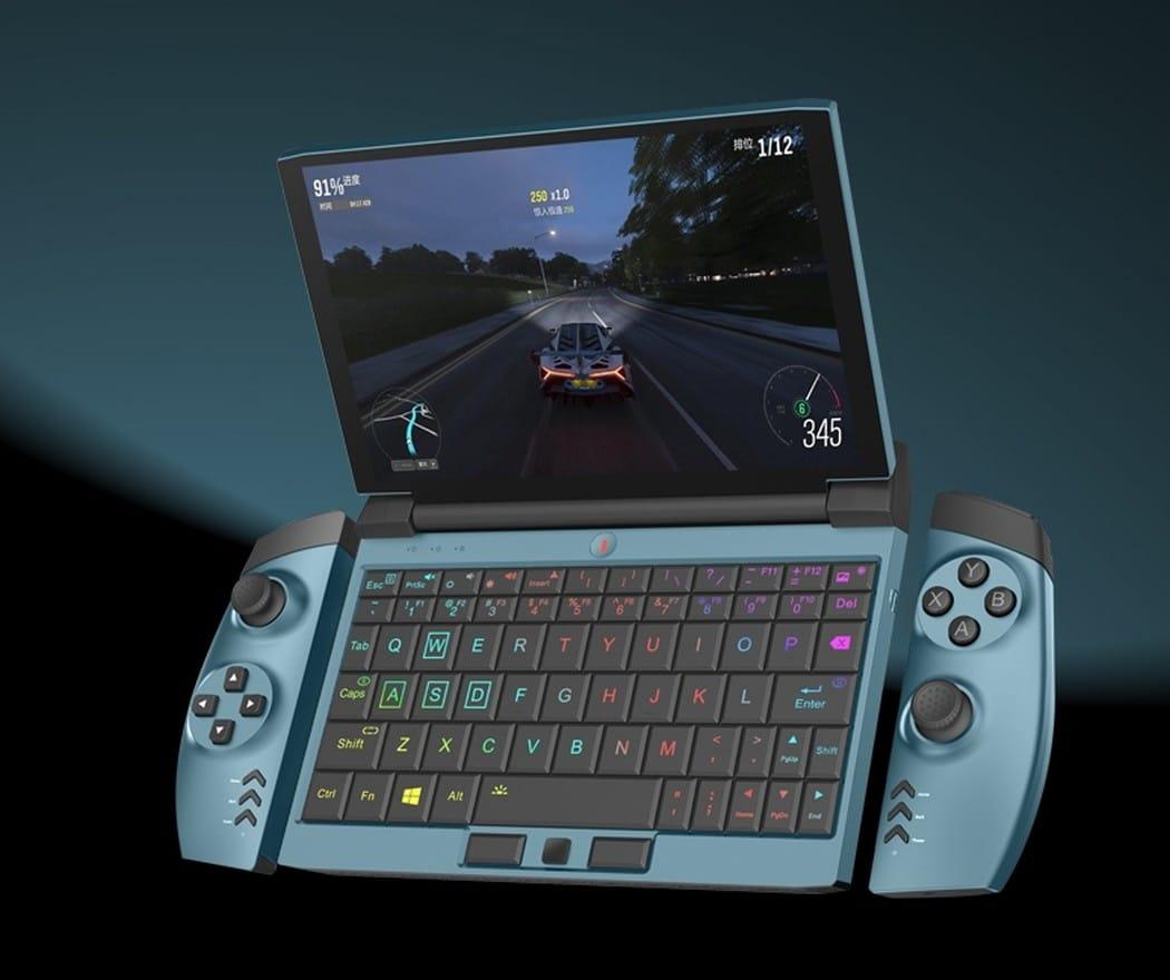 Eine interessante Spielkonsole. (Foto: One Netbook)