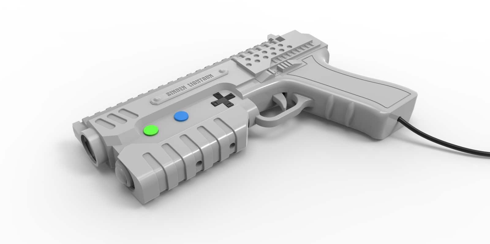 Sinden Light Gun: Endlich wieder Lightgun-Action auf modernen TVs!