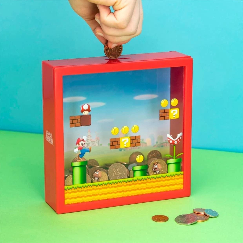 Super Mario Bros.: Spardose für eure Goldmünzen