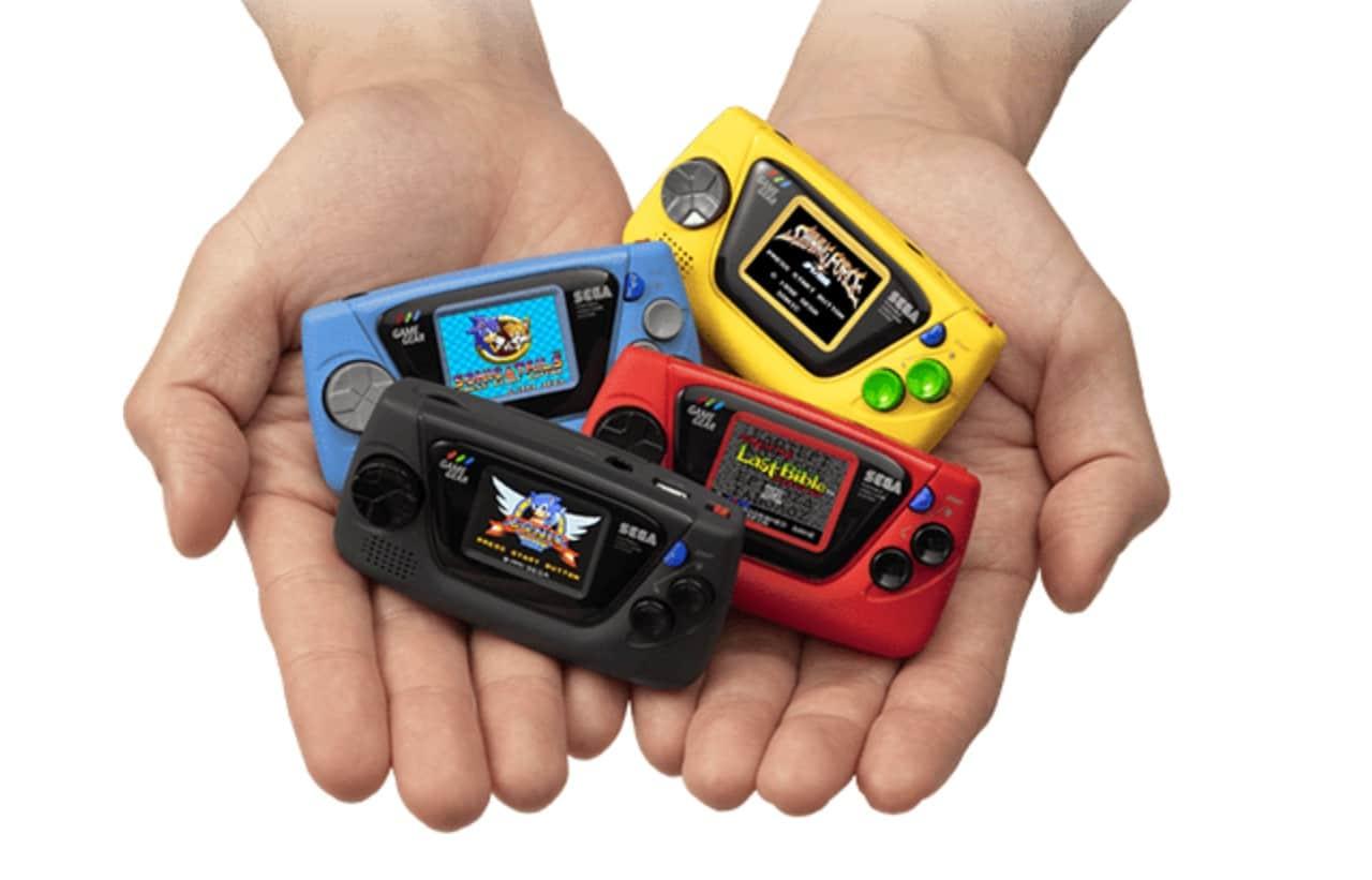 SEGA Game Gear Micro: Handheld-Klassiker zum 30. Geburtstag