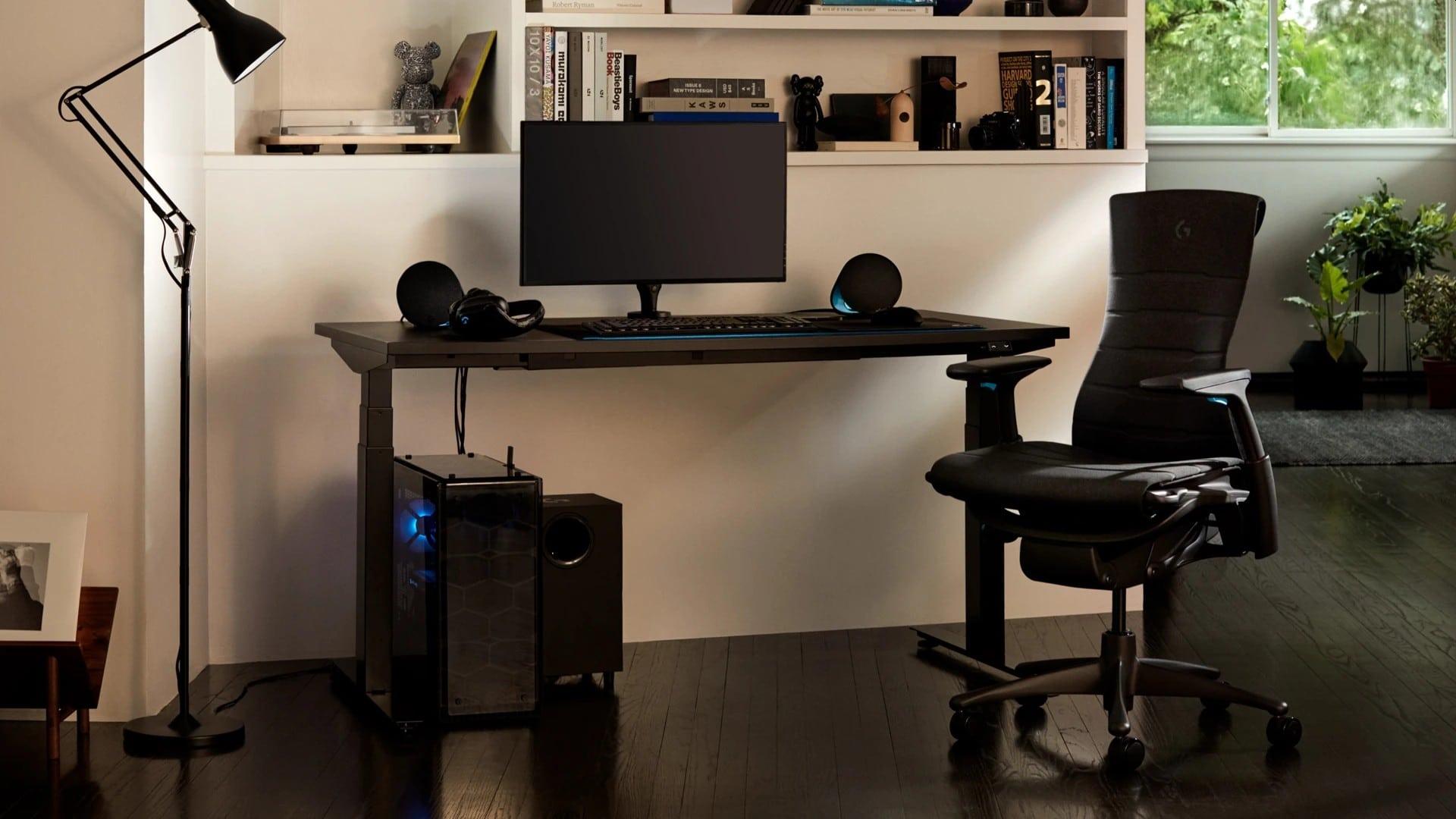 Tisch und Stuhl von echten Experten. (Foto: Herman Miller)