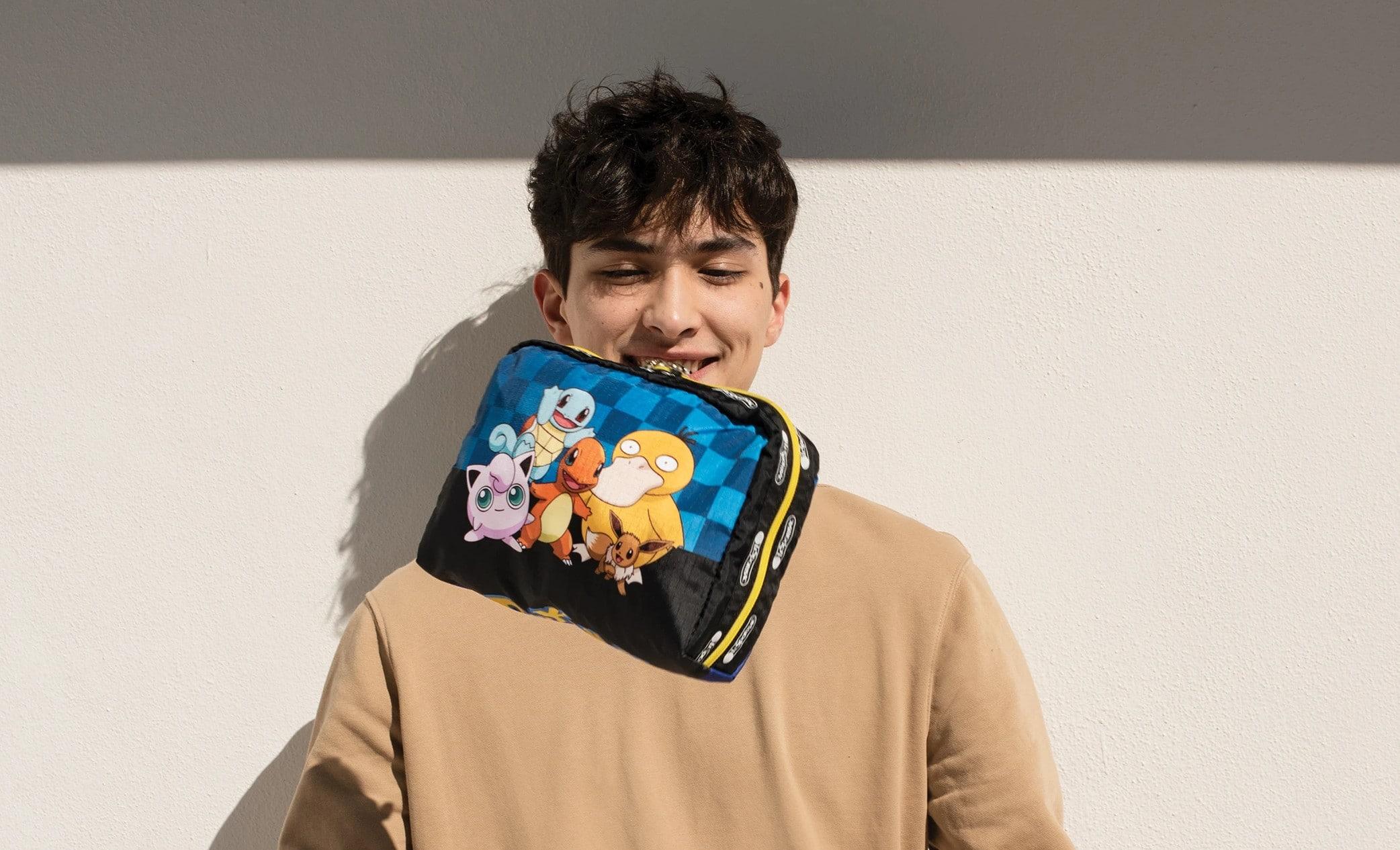 Pokémon Taschen: Stylisches von LeSportsac