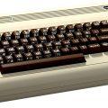 Die Tastatur ist voll funktionsfähig. (Foto: Retro Games)