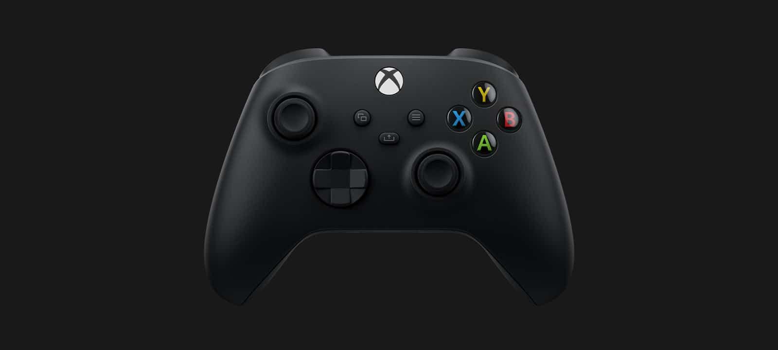 Der neue Controller orientiert sich an denen der vorherigen Xbox-Konsolen. (Foto: Microsoft)