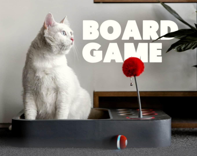 Cheerble Board Game: Das ultimative Brettspiel für Katzen?!