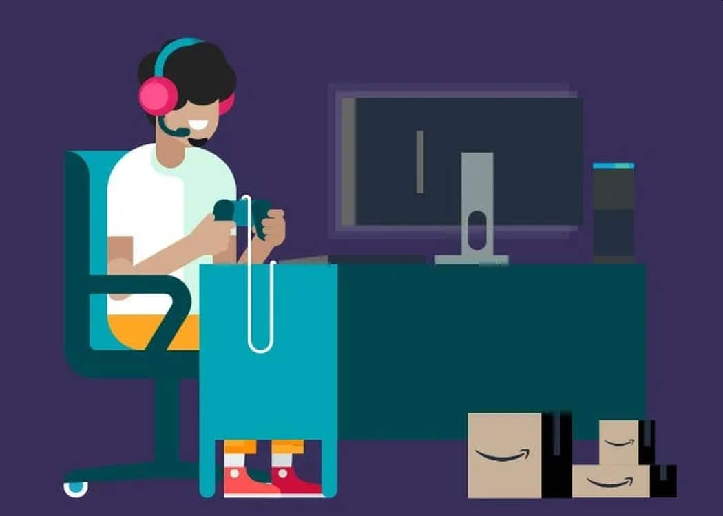 Aus Twitch Gaming wird Prime Gaming. (Foto: Amazon)