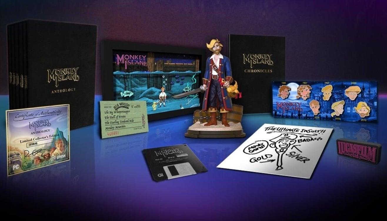 Monkey Island: Ultimative 30th Anniversary Anthology für Fans