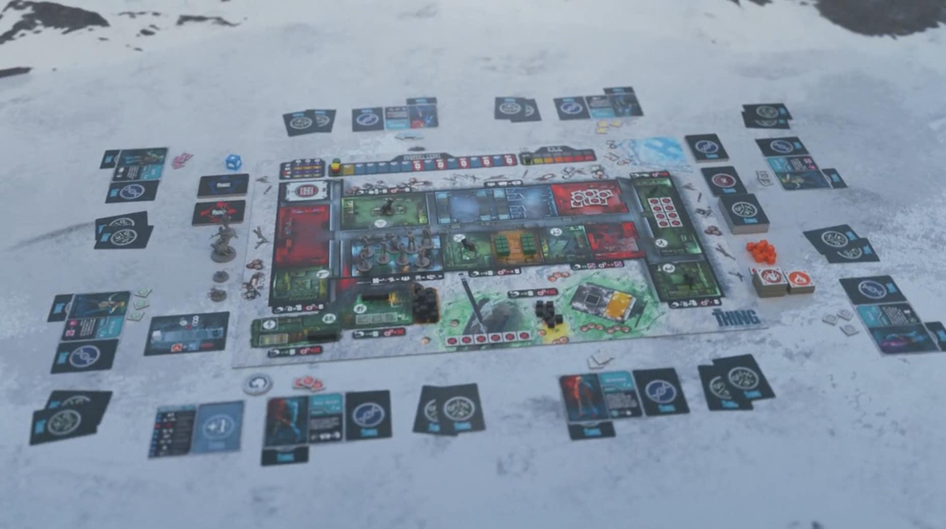 Das Spielfeld. (Foto: Pendragon Game Studio)