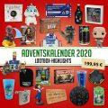 Adventskalender für Gamer und Geeks mit Loot. (Foto: GetDigital)